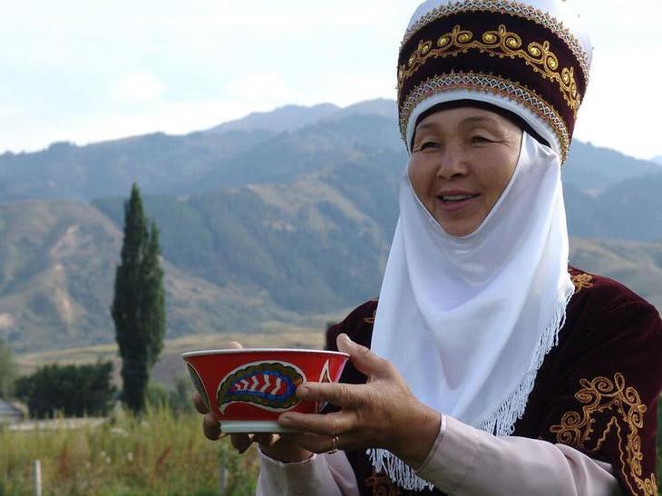 как живут киргизы