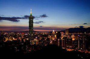 тайвань столица