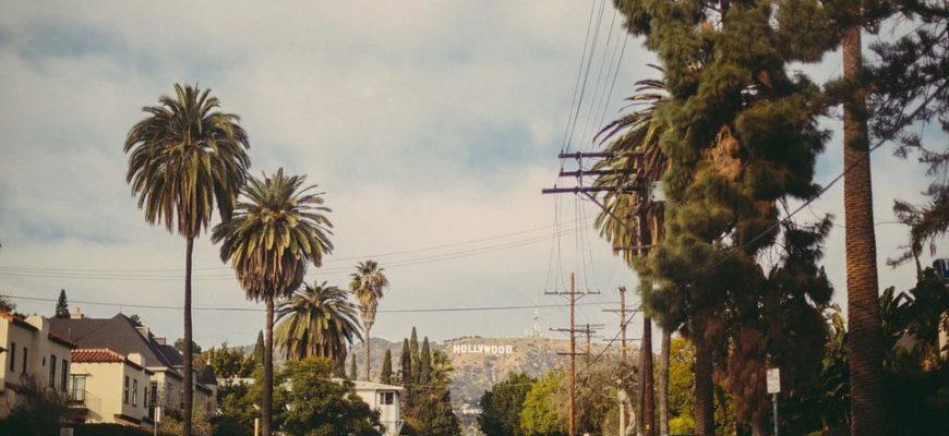 лос анджелес какой штат