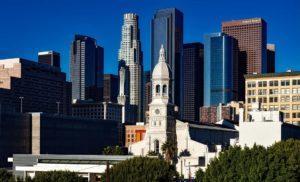 лос анджелес город