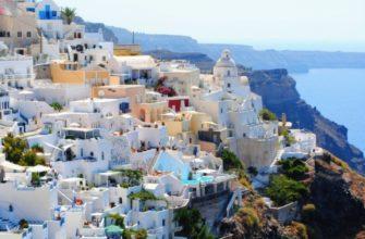 Правила посещения Греции